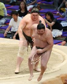 幕下は矢後が優勝=大相撲名古屋場所
