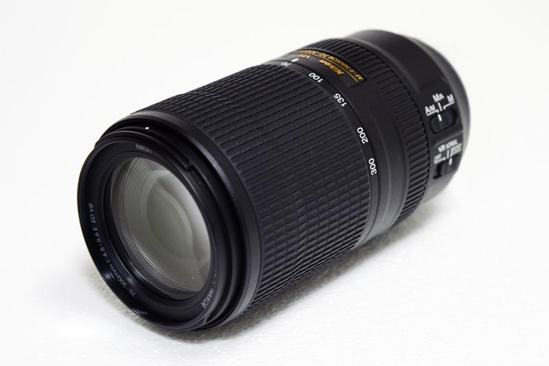 スポーツからアップまで手持ちで狙える望遠ズーム「ニコン AF-P NIKKOR 70-300mm f/4.5-5.6E ED VR」