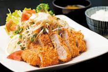【関西のトンカツ】たっぷり野菜でサッパリと!「とんかつ吉兆」のサラダとんかつ定食