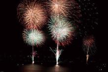 湖上3か所からスターマイン連発!手賀沼花火大会は絶景&ゆったり度の高い穴場スポットで