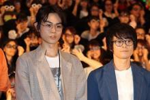 菅田将暉、アニメ版新八声優・阪口大助との対面は「別格の緊張」