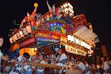 日田で祇園祭