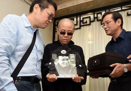 劉霞さんの「正当権利保護」=中国外務省報道官が表明