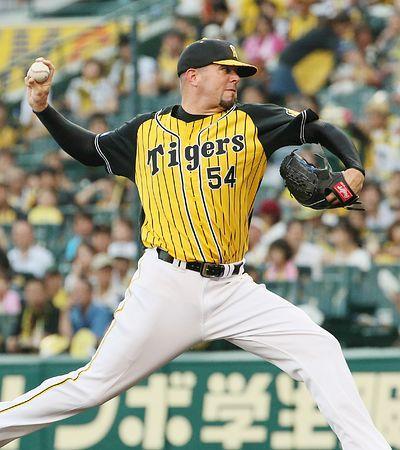 阪神が4連勝=プロ野球・阪神-広島
