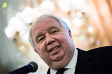 駐米ロシア大使が離任