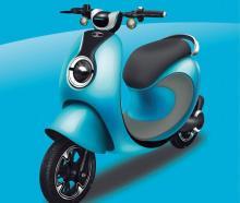 電動スクーター「notte(ノッテ)」、7月26日に先行予約販売開始…電動バイクの新ブランド「XEAM(ジーム)」から