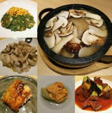 江口ともみ、夫・つまみ枝豆らと予約超困難韓国料理店訪問
