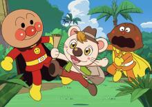 今夏公開『それいけ!アンパンマン ブルブルの宝探し大冒険!』ゲスト声優キャイ~ンのブルブル体験とは?