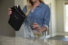 30秒で飲み物を冷やせる「ProntoBev」…ワインを冷やしたり、アイスコーヒー、アイスティーをつくったり