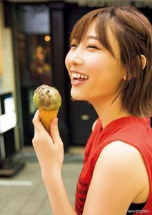 欅坂46志田愛佳はクールも笑顔も魅力的 渡邉理佐への愛も溢れる