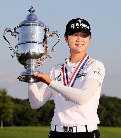 韓国の朴がメジャー初優勝=野村33位、宮里藍は41位-全米女子オープンゴルフ