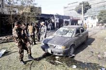 首都狙い自爆テロ、24人死亡