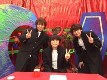 狩野英孝、謹慎後初めての生放送に参加 ファンとマセキ愛に感謝