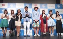 ソニー新作ゲームアプリ『ソラとウミのアイダ』始動 広井王子原作のアクションゲーム