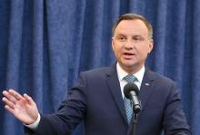 ポーランド大統領、司法改革法案1本に署名=拒否権2本とは別
