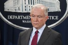 「時がたてば分かる」=司法長官更迭説めぐり米大統領