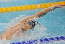 入江、男子100背4位=瀬戸1位、坂井7位で決勝進出-世界水泳