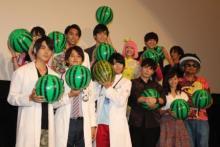 堂珍嘉邦、変身シーンで「興奮が弾けた」 『劇場版仮面ライダー』にゲスト出演