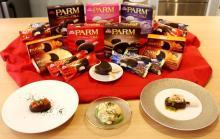 もし一流シェフがPARMを料理したら... 1か月限定「創作パルム」を食べてきた