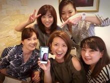 松本明子、森尾由美ら83年デビュー同期会を開催「35周年ライブやってみたい!」
