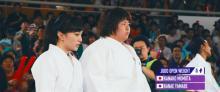 ももクロ、新曲「BLAST!」MVでアスリートと対戦 百田は柔道山部選手と