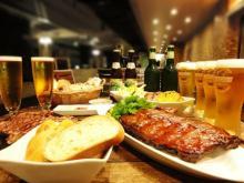 メゾンカイザー初のビアガーデン!  自慢のパン&クラフトビールが食べ飲み放題