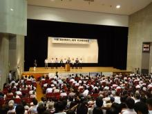 「存在認められた」=朝鮮学校の生徒に涙-大阪