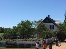 【美しい島プリンスエドワード島】 『赤毛のアン』に登場する家「グリーン・ゲーブルズ」