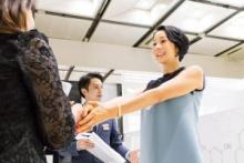 『I'LG-b SERIES (イルジィ・ビィシリーズ)』の人気アイテムと『セゾン・ド・エリコ』がタイアップ。京王百貨店・新宿店で中村江里子氏の握手会を開催!