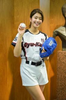 神スイング・稲村亜美と親密な元プロ野球選手とは?
