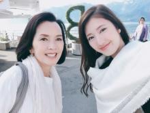 多岐川裕美・華子母娘がフランスからスイスまで1200kmドライブ旅に挑戦!!