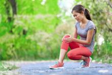 ひざの痛みに安静は逆効果?