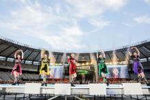 ももクロ、4年ぶりバカ騒ぎに10万人 来年7月にアイドル界最大の夏フェス開催