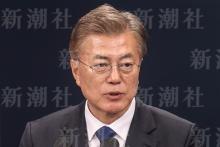 韓国・文在寅大統領の慰安婦づくしフルコース 記念日、歴史館、公園も登場