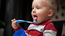 鉄剤の服用で黒くなった子どもの歯。良い対処法はある?