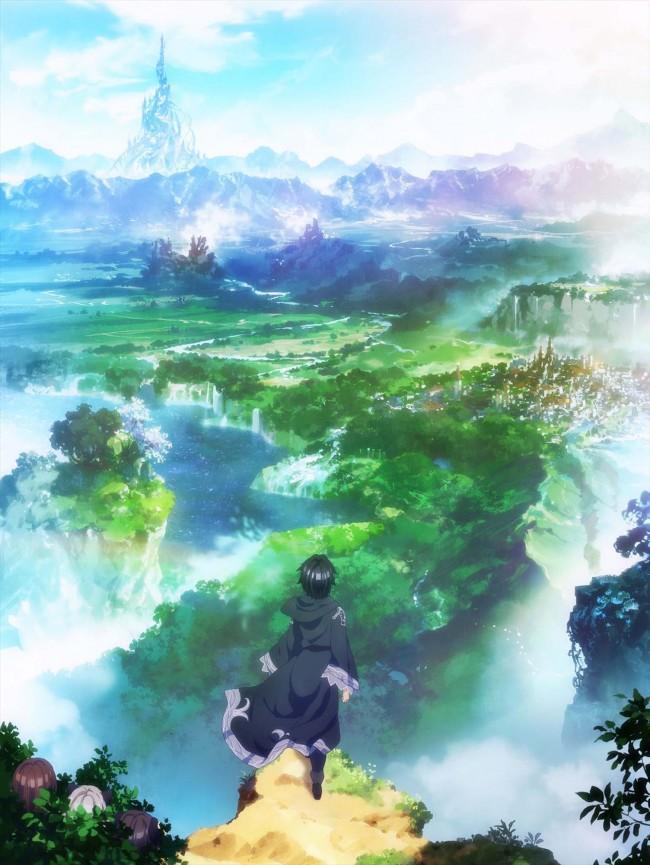 5億PV超えの大人気ラノベ『デスマーチからはじまる異世界狂想曲』アニメ化決定!