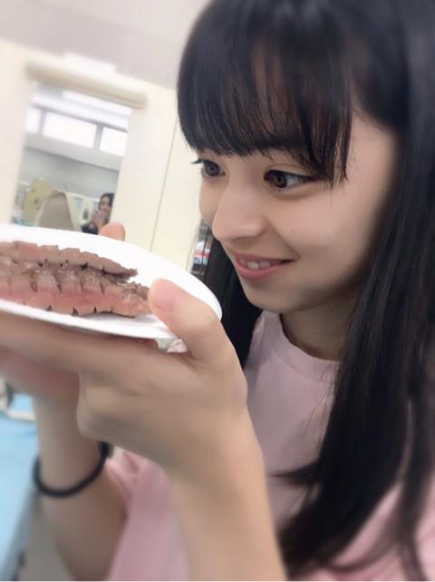 アンジュルム上国料 仙台ライブでの牛タンに感動、真っ先にダッシュ