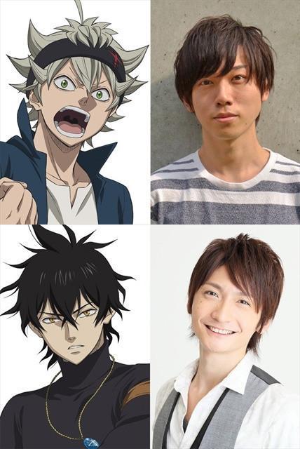 10月放送決定「ブラッククローバー」主人公アスタ役には新人抜てき 親友・ユノ役は島崎信長