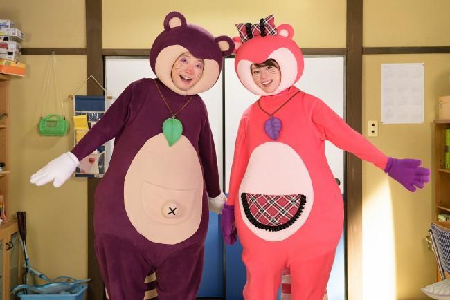 深田恭子、NHK『LIFE!』「オモえもん」で星野源とコントで共演