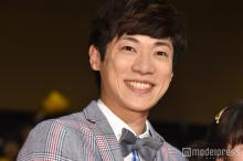 だいすけお兄さん、本田紗来と生歌披露 喜びの変顔に「ヤバいですね」