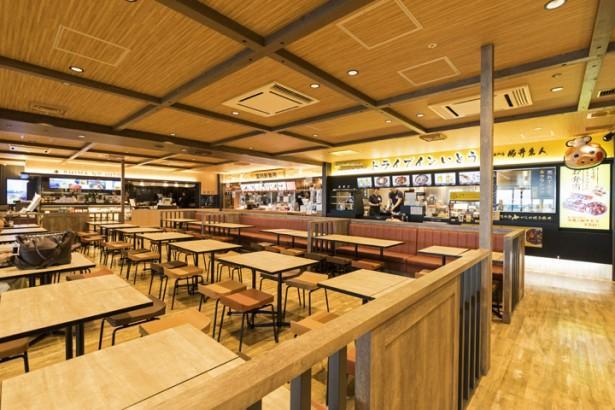 新千歳空港からの搭乗者しか食べられない、夏だけの「生ウニ丼」!