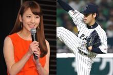 三上真奈アナ&ヤクルト小川投手に交際報道 フジテレビがコメント