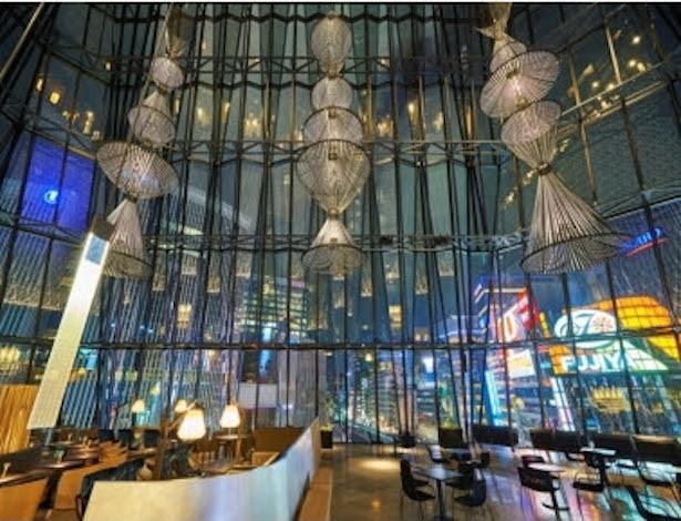 東急プラザ銀座に、「The GREEN Cafe American Express × 数寄屋橋茶房」がオープン!スペシャルなカフェと音楽を楽しもう