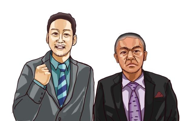 8回やってる 『ワイドナショー』松本人志が宮迫博之の「不倫言い訳」を全否定