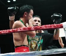 22歳ネリ、敵地で完勝=ボクシング世界戦