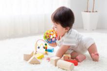 空き箱だって立派なおもちゃ!知育玩具より興味を示したエコで安全な手作り玩具