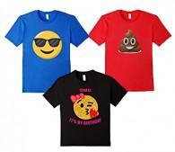 日本発!絵文字が全米ブーム。EMOJIダサTシャツも大人気