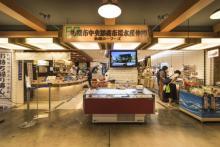 新千歳空港にある穴場立ち食い寿司! 北海道の海鮮はここで食べ収め!