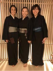 中村江里子 都心の高級リゾートホテルでフロア貸切、和の空間に大感激