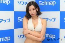 ミス東スポ・矢野冬子 グラビアデビュー作は「思ったより布が少なくて…」